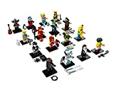 Lego Mini Figures, Multi Color