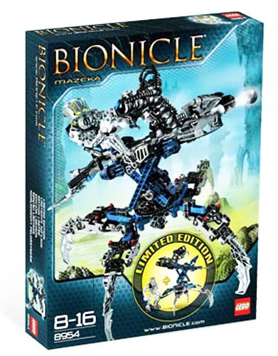 Top 15 Best Lego BIONICLE Sets Reviews in 2019 9