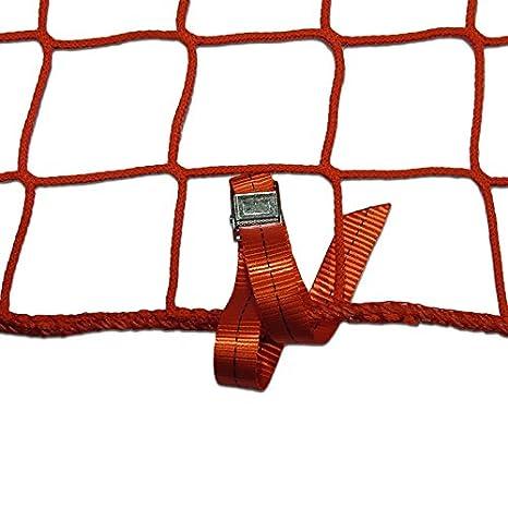 Netz Seitenschutznetz mit GSV Gerüst Netz Fangnetz 2x10m neu blau