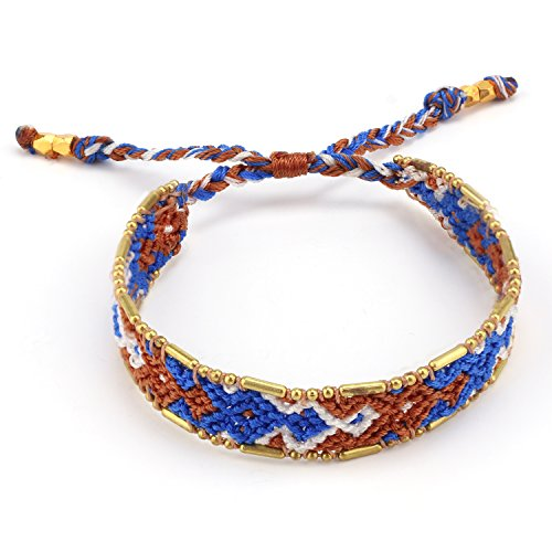 KELITCH Friendship Bracelets Handmade Accessories