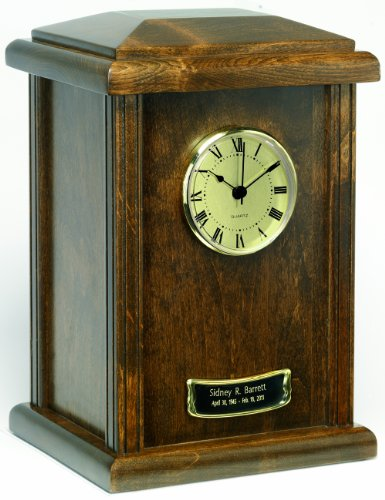 Star Legacy Natural Chestnut Clock product image