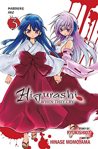 Download Higurashi When They Cry: Massacre Arc, Vol. 3 - manga ebook