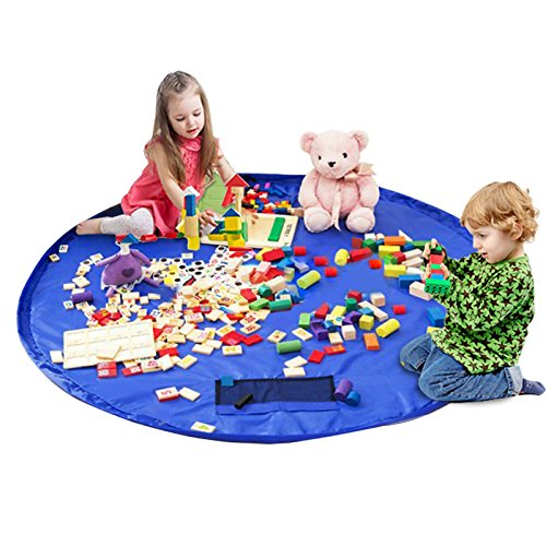 Childrens Play Mat Toys Storage