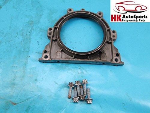 Rear Engine Crankshaft Seal Retainer Cover Mercedes Benz C230 Coupe 2002 02