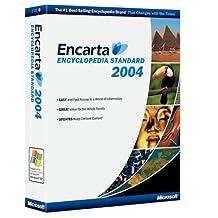 Microsoft Encarta Standard 2004