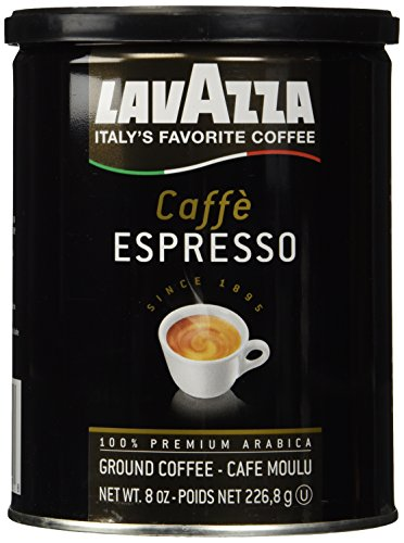 Lavazza Espresso Ground Coffee Medium