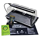 Super Sprouter 726402 Premium Propagation Kit with T5 Light Garden Lamps