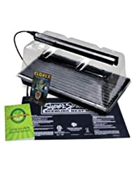 Super Sprouter 726402 Premium Propagation Kit with T5 Light G...