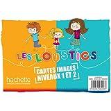 Les Loustics 1 et 2 : 200 cartes-images en couleurs