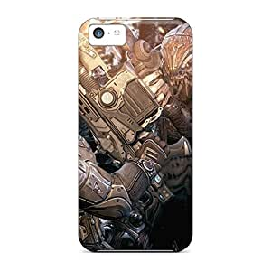 Durable Defender Cases For Iphone 5c Covers(duel)