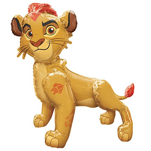THE LION GUARD Airwalker Balloon, Anagram JUMBO, 46in TALL
