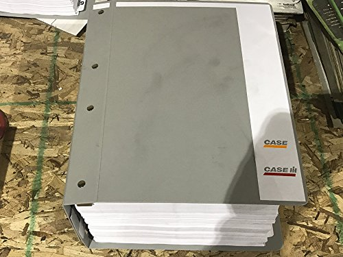 Case 621B/721B Service Manual & Parts Catalog. 6T-590 & 6T-830 Engine Included