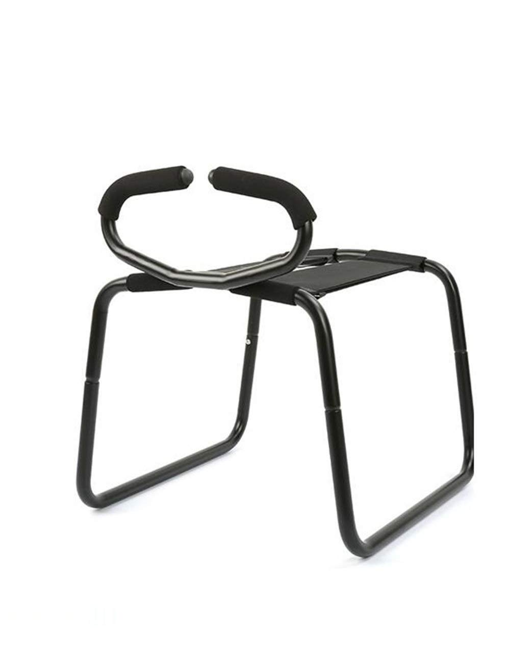 Multifunction Sèx Position Enhancer Chair Novelty Toy with Handrail for Couples