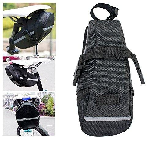 Racks Saddlebag (Denshine Lack Bike Bicycle Saddle Bag Pouch Tail Rear Storage Seat New Waterproof)