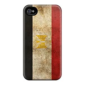 New Arrival Case Specially Design For Iphone 4/4s (egypt Flag)