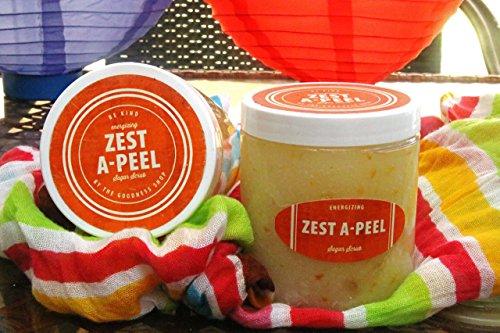 Zest A-Peel Energizing Sugar Scrub -