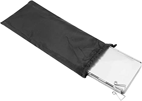 Gaocheng Aluminium Windscreen for BBQ Picnic Camping Equipment Outdoor Camping Stove Windshield 8 Plates