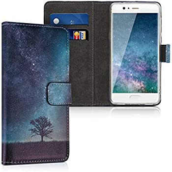 Amazon.com: kwmobile Wallet Case for Huawei Y6 (2015) - PU ...