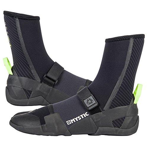 Mystic Boot 180040 Toe 5mm 2018 Split Black Lightning POg1PqWr