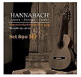 Hannabach 890 MTW 1/2 Children Guitar Set (G3 wound) Scale 53-56cm