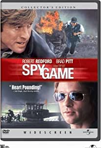 """""""Spy Game (Widescreen, Collector's Edition)"""" (Bilingual)"""