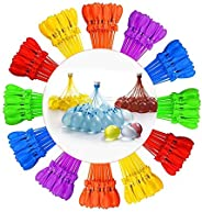 Self-Sealing Water Balloons Instant Balloons Easy Quick Fill Balloons with in 60 Second Splash Fun Rapid-Filli
