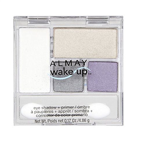 Almay Wake Up Eyeshadow and Primer, Invigorate, 0.17 Ounce