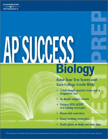AP Success - Biology, 5th ed