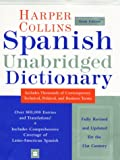 Spanish Unabridged Dictionary, HarperCollins Publishers Ltd. Staff, 0060956917