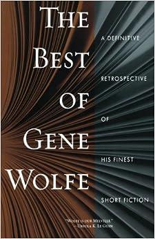 Book Best Of Gene Wolfe
