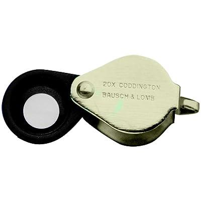 BAUSCH & LOMB Coddington Magnifier 20x: Health & Personal Care