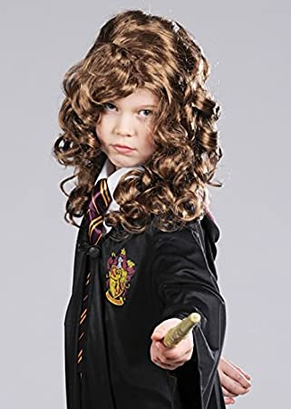 Struts Fancy Dress Niños Hermione Granger Estilo Rizado ...