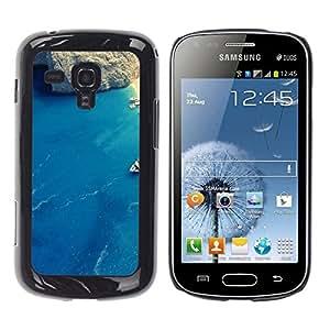 "For Samsung Galaxy S Duos S7562 , S-type Naturaleza Hermosa Forrest Verde 170"" - Arte & diseño plástico duro Fundas Cover Cubre Hard Case Cover"
