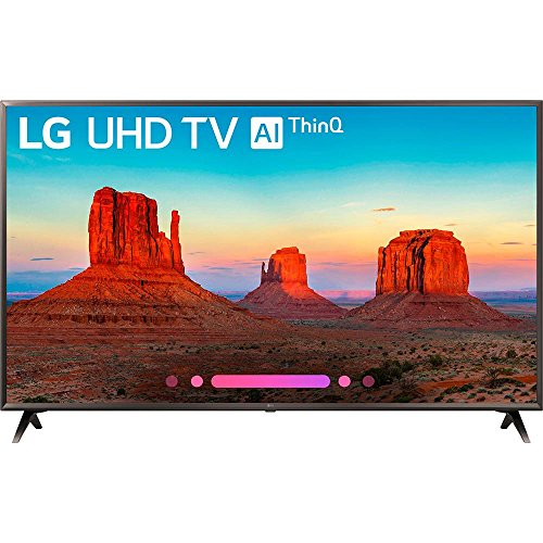LG 65 Inches 4K Smart LED TV 65UK6300PUE (2018)