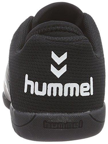 hummel HUMMEL ROOT PLAY Unisex-Kinder Hallenschuhe Schwarz (Black 2001)