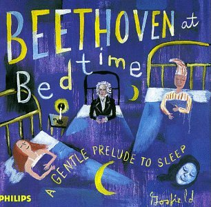 Beethoven At Bedtime (Tea Green Tea Honey Of Life)