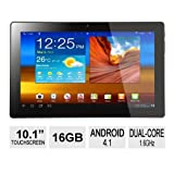 Contixo Tablet PC -10.1″ Multi-Touch Screen, Android 4.1 Jelly Bean, Dual-Core CPU 1.6GHz, 1GB DDR3, 16GB Flash Storage, Dual Webcams, Bluetooth, HDMI, Wifi, Stand, Stylus, Black (LR102), Best Gadgets