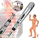 Sloovery Electronic Acupuncture Pen Meridians Laser Acupuncture Machine Magnet Massager