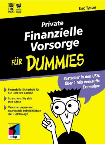 Private Finanzielle Vorsorge für DUMMIES