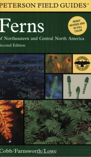 Peterson Field Guide to Ferns: Northeastern and Central North America, 2nd Edition by Cobb, Boughton Published by Houghton Mifflin Harcourt 2nd (second) edition (2005) Paperback