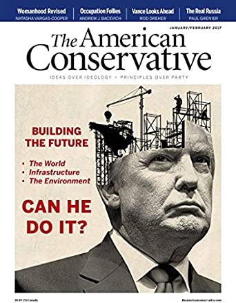 The American Conservative, The Rights Most Unorthodox