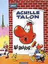 Achille Talon, tome 6 : Achille Talon au pouvoir par Greg