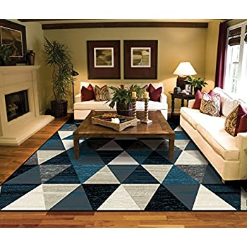 Modern Triangle Rugs For Living Room 8x10 Clearance 8x11 Multi Colored Rugs