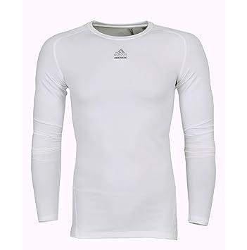 Adidas TechFit Langarm Shirt Climawarm LS Longsleeve Funktionsshirt Unterziehshirt Base Layer