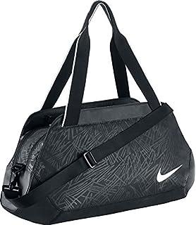 Nike W Nk Aura Club - Solid Bolsa de Deporte, Mujer, Gris ...