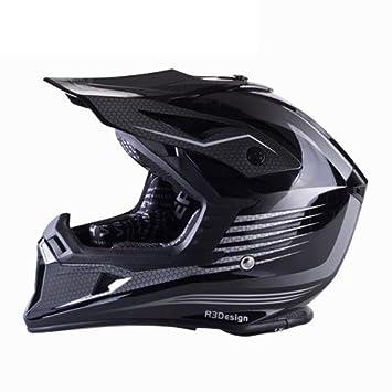 Viper rsx95 carbono ATV Off Road Casco Moto de Motocross MX casco