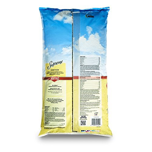 Picture of Kaytee Supreme Rabbit Food, 10-Lb Bag