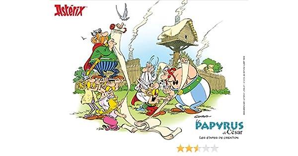 Astérix - Le Papyrus de César - n°36 - Les étapes de création ...