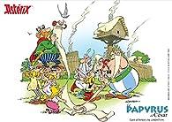 Astérix, tome 36 : Le Papyrus de César (Les étapes de création) par Albert Uderzo