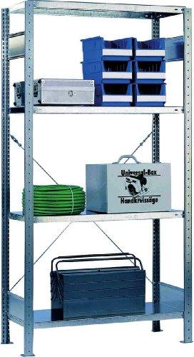 /Steckregal Grundfeld 200/x 100/x 40/cm Schulte Format 4004514200716/